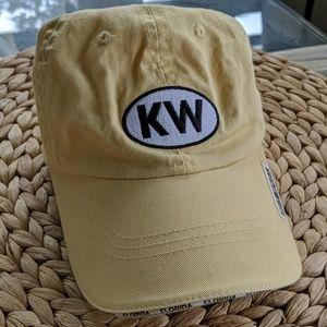 Key West Baseball Hat Yellow Island Accessories
